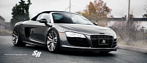 Audi R8 Gets Nailed to 20-Inch Modulare Wheels [Photo Gallery]