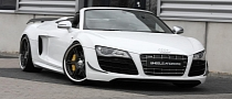 Audi R8 GT Spyder Touched by Wheelsandmore [Photo Gallery]
