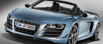 Audi R8 GT Spyder Makes World Debut at Le Mans