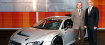 Audi R8 LMS, First Delivery to Audi Sport Italia