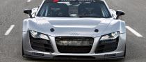 Audi R8 LMS Survived Its First 24H Nurburgring Race