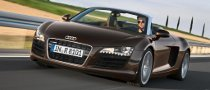 Audi R8 Spyder 4.2 FSI quattro Now Available in the UK