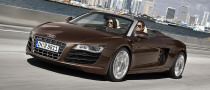 Audi R8 Spyder Photos Leaked