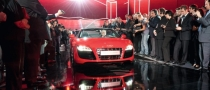 Audi R8 Spyder UK Pricing Released