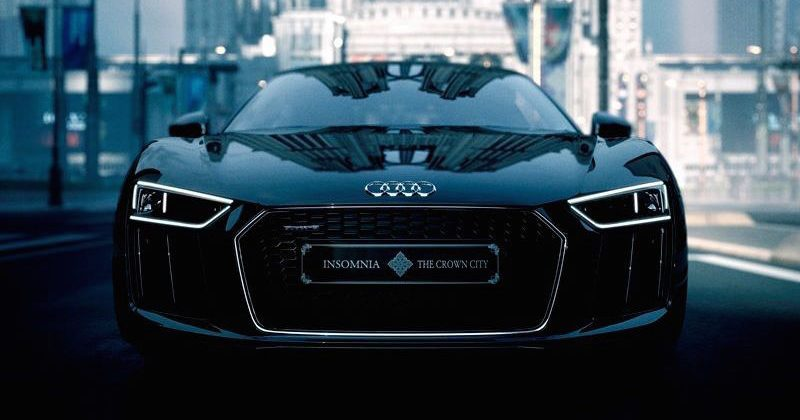 Audi R8 Star Of Lucis Is The Most Expensive Video Game Bundle Ever