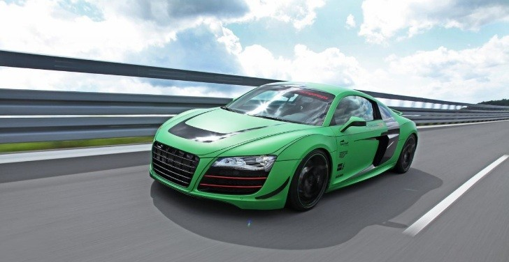 Audi R8 V10 by Racing One: 610 PS [Photo Gallery]