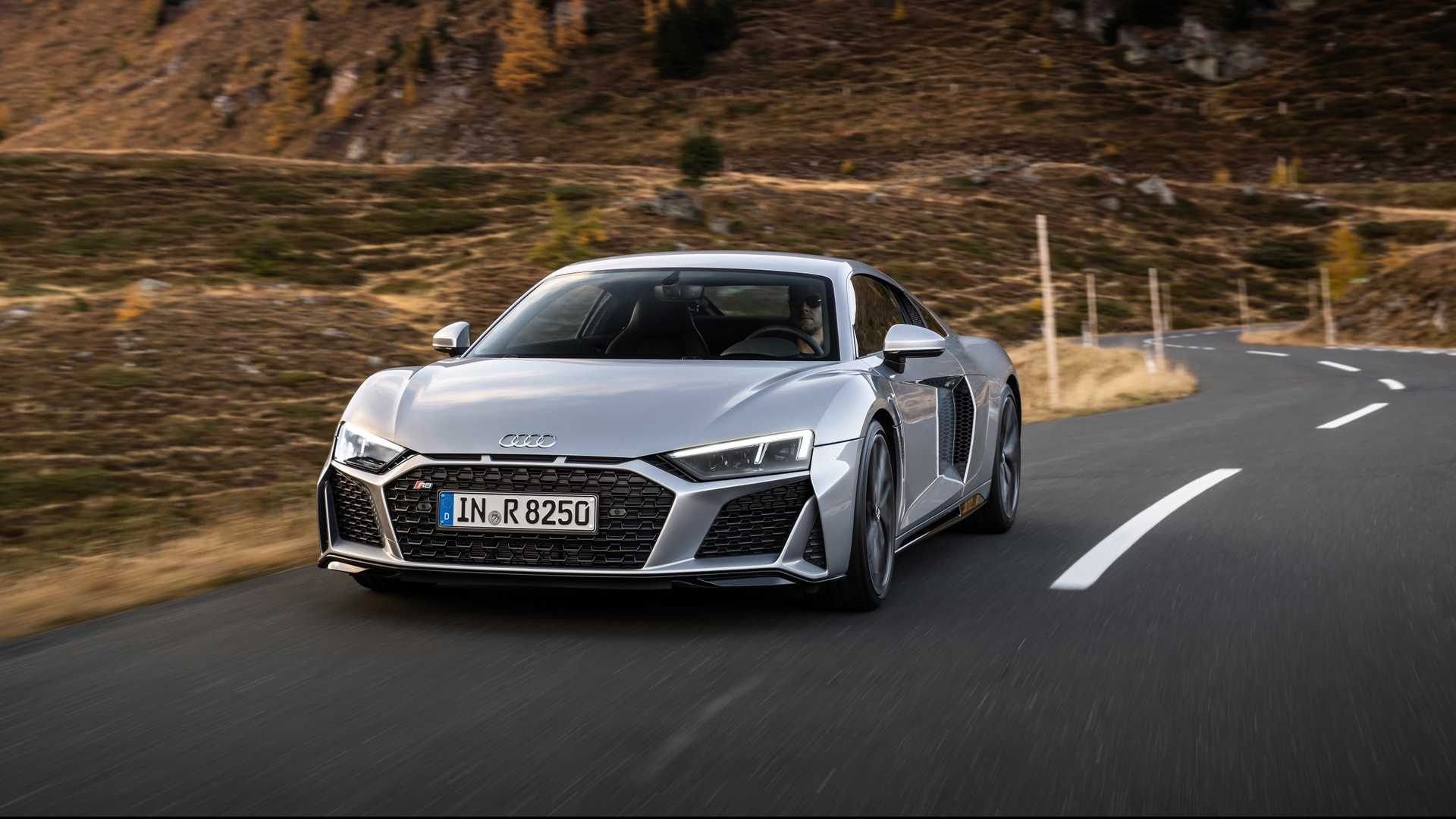 Audi R8 V10 Goes RWD, Inspired by the R8 V10 RWS Special Edition -  autoevolution