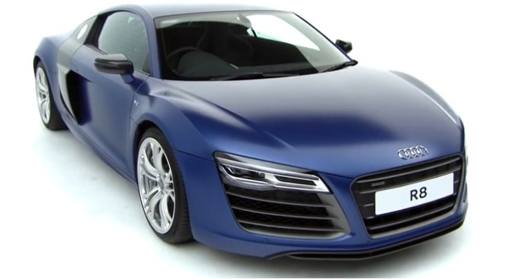Audi R8 V10 Plus Explained [Video]