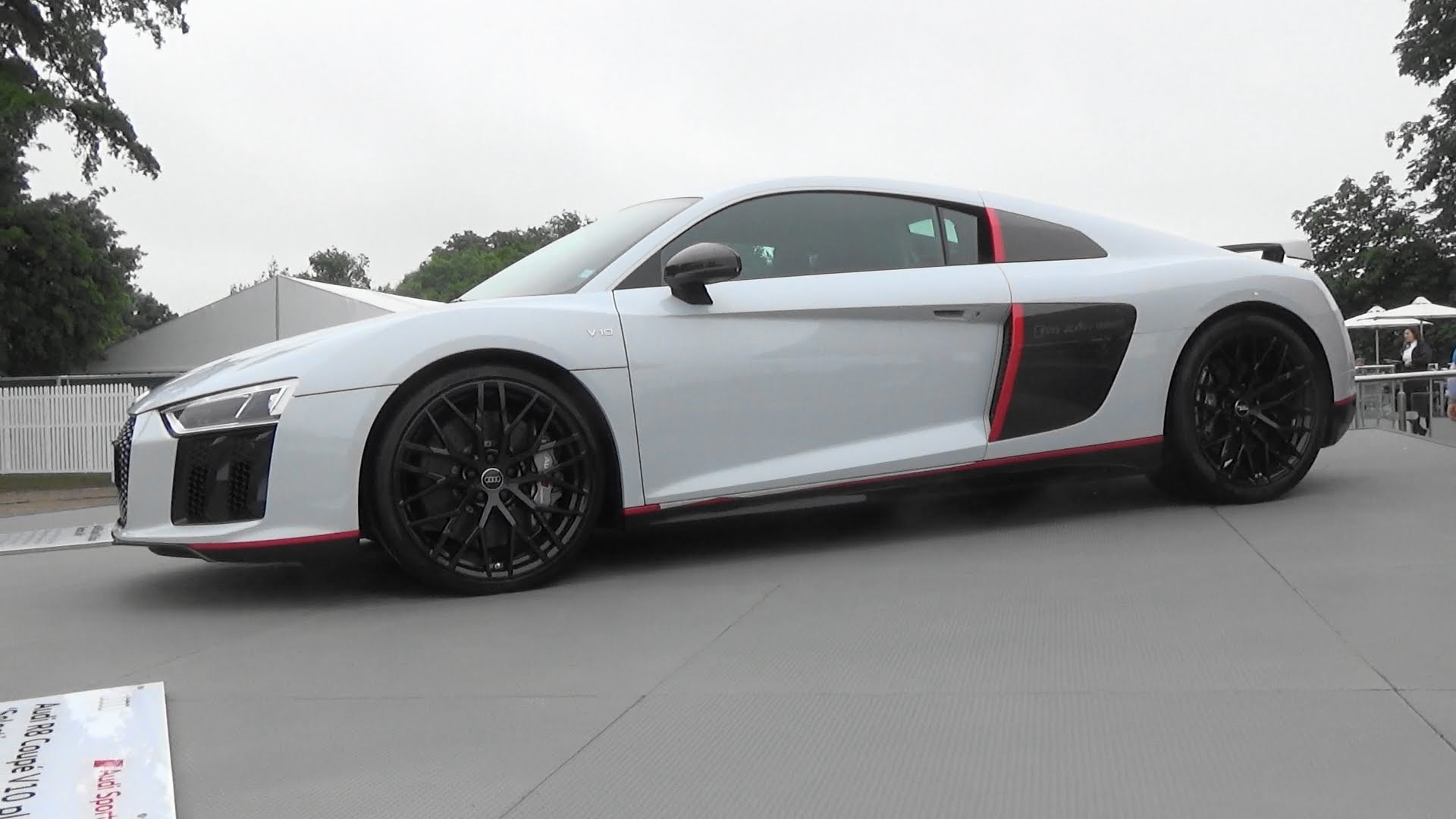 Audi R8 V10 Plus Selection 24h Is A Supercar With A Long Name At