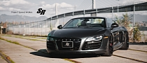 Audi R8 V10 Spyder Tuned by SR Auto [Photo Gallery]