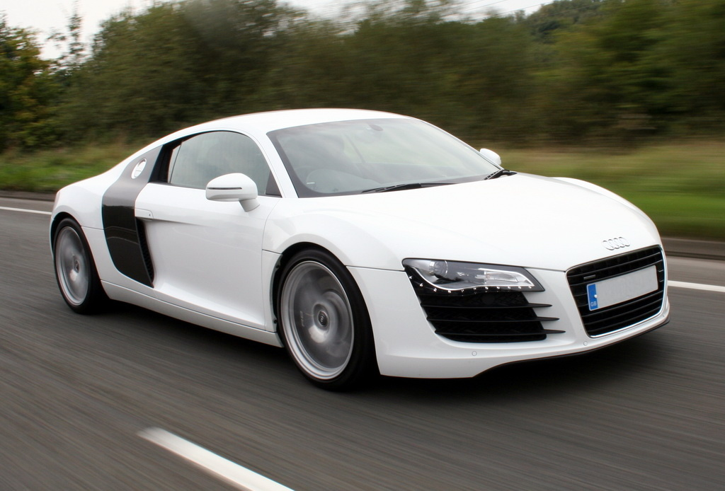 Audi R V Gets Supercharged By APS Autoevolution - Audi r8 v8