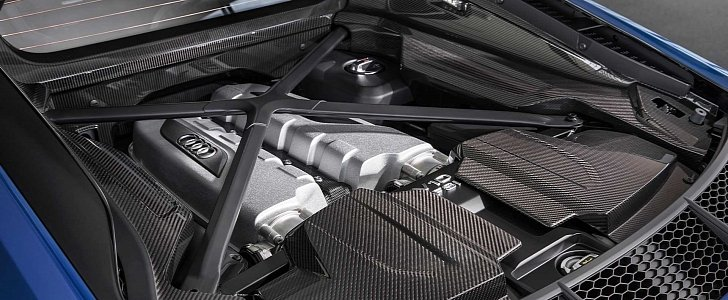 Audi R8 Won't Get Twin-Turbo V6