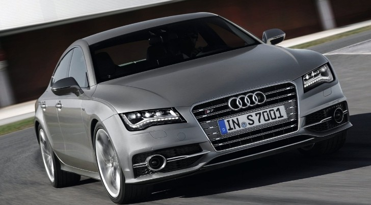 Audi Recalls S6 and S7 Over Potential Fire Risk