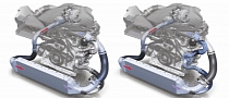 Audi Reveals Electric Bi-Turbo V6 Diesel Engine