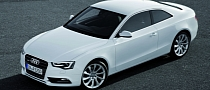 Audi Reveals Facelifted A5 Sportback, Coupe and Cabriolet