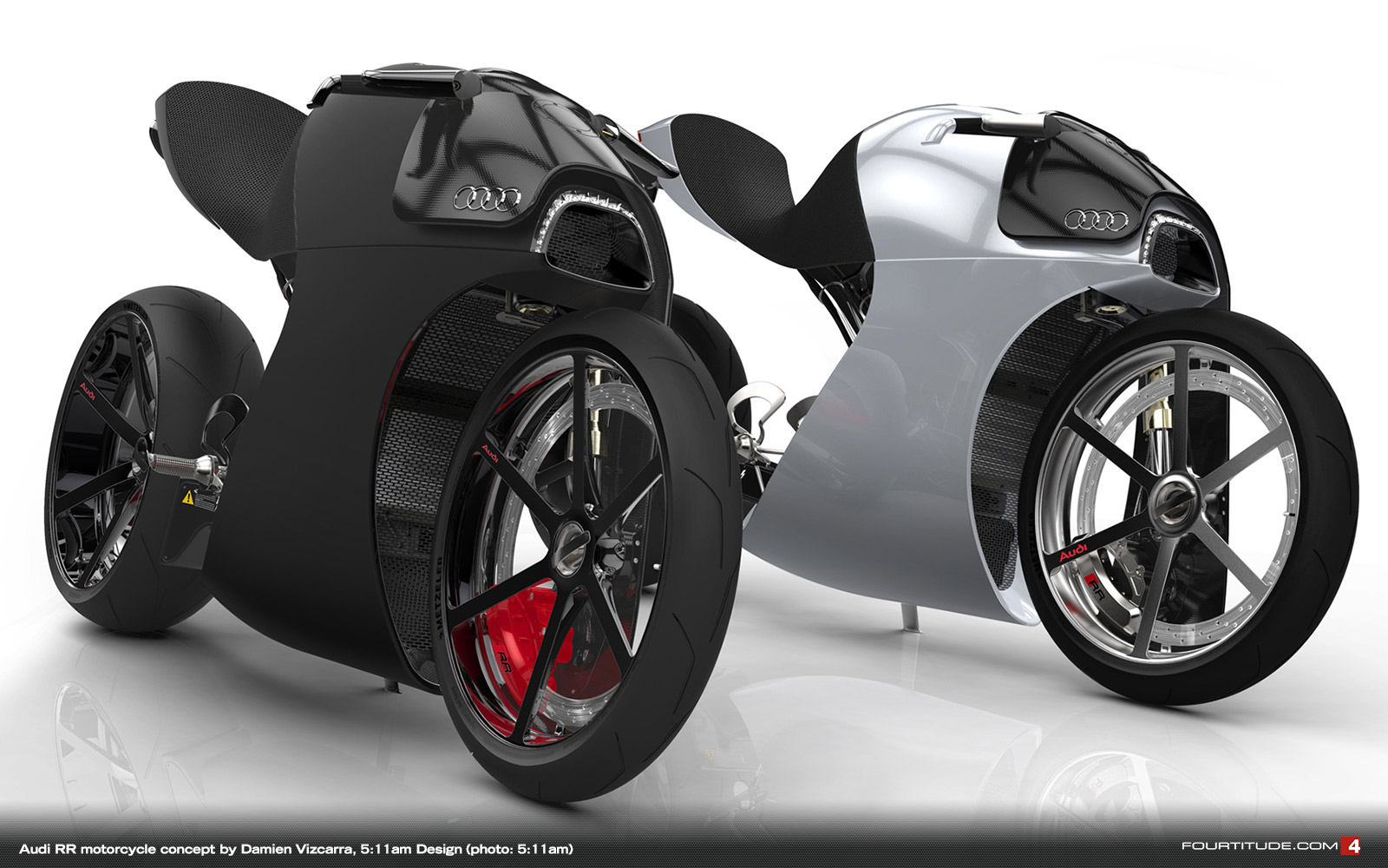 Audi RR Concept Bike Is a Glimpse into the Future ...