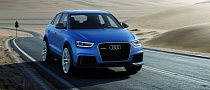 Audi RS Q3 Concept Coming to Beijing [Photo Gallery]
