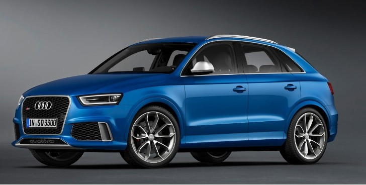 Audi RS Q3 Gets UK Pricing. Deliveries Start in Early 2014