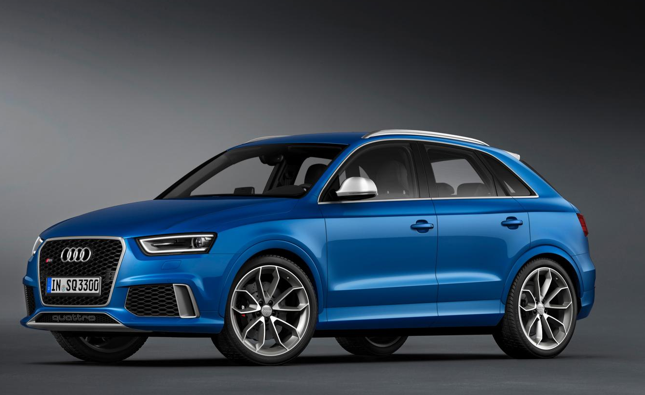 audi rs q3 gets uk pricing deliveries start in early 2014 autoevolution. Black Bedroom Furniture Sets. Home Design Ideas