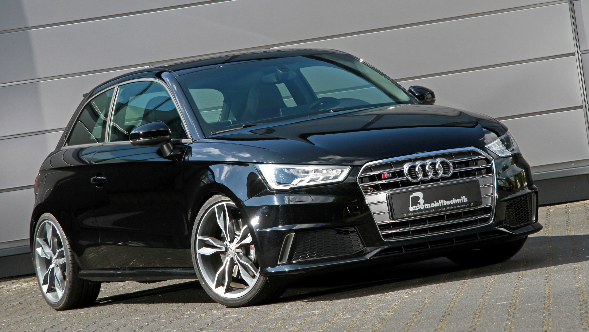 audi rs1 what now this tuned audi s1 quattro packs an almighty 380 ps autoevolution. Black Bedroom Furniture Sets. Home Design Ideas