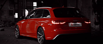 Audi RS4 Avant Gets Akrapovic Titanium Exhaust [Video] [Photo Gallery]