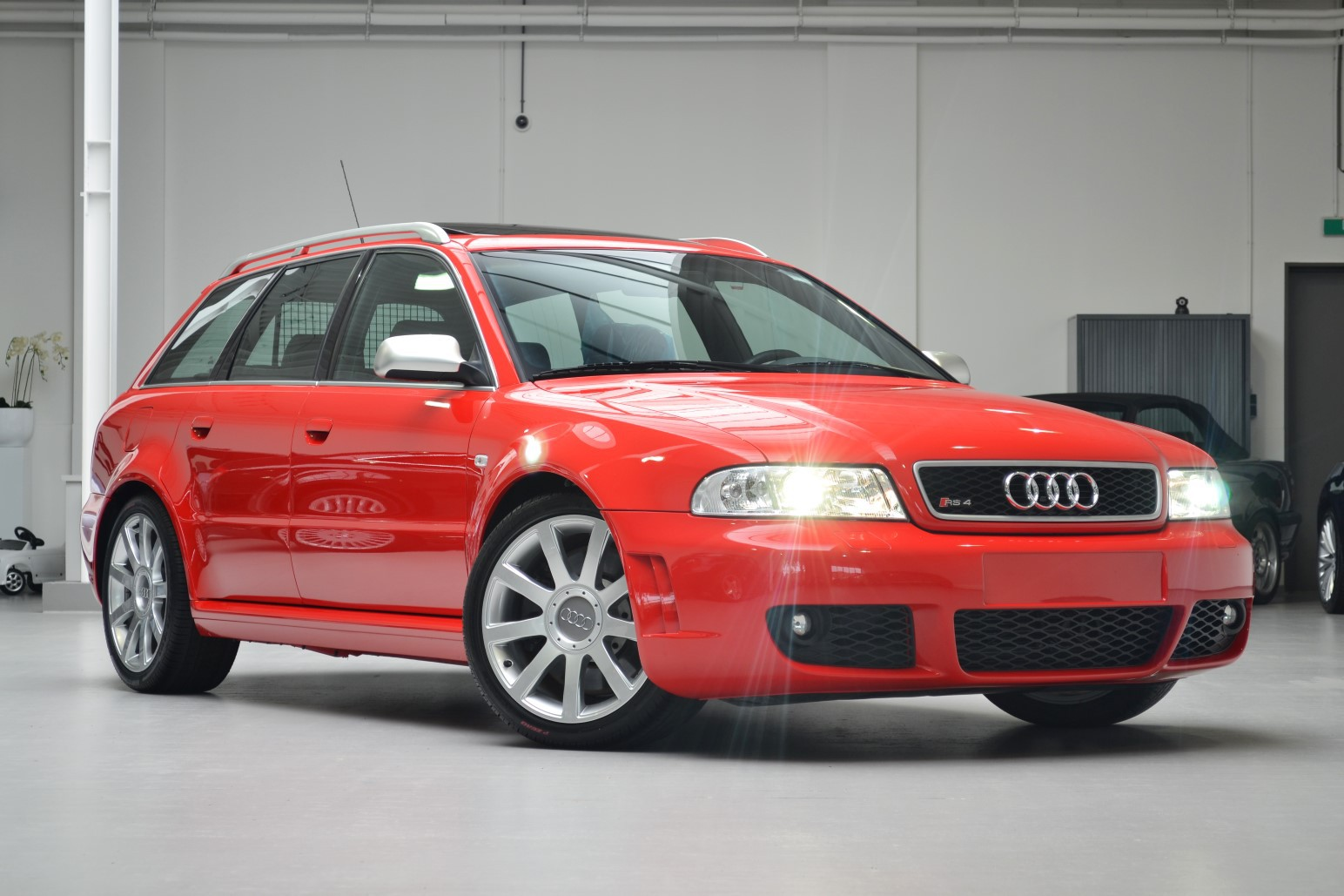 Audi Rs4 B5 Avant With 188 Km On The Clock Listed For