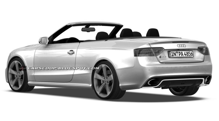 audi rs5 cabrio leaked via patent office. Black Bedroom Furniture Sets. Home Design Ideas