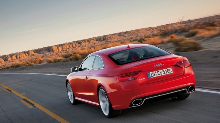 Audi Rs5 Stolen After Test Drive In Houston Autoevolution