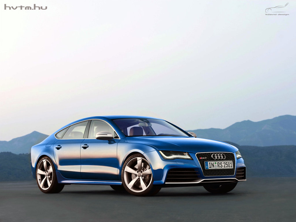 audi rs7 expected to come in 2012 autoevolution. Black Bedroom Furniture Sets. Home Design Ideas