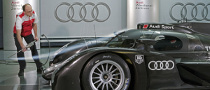 Audi's Climatic Wind Tunnel, the Key to Le Mans Success?