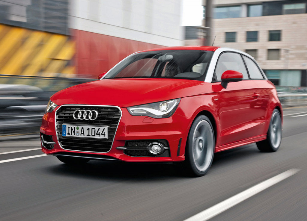 audi s1 to use front wheel drive autoevolution. Black Bedroom Furniture Sets. Home Design Ideas