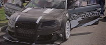 Audi S3 by TS Racing Packs 1074 HP [Video]