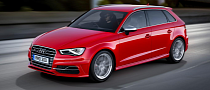 Audi S3 Ready to Take Advantage of 4G Launch in London