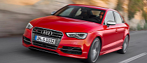 Audi S3 Saloon Goes on Sale in United Kingdom