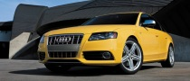 Audi S4 Sedan and A5/S5 Cabriolet Pricing Released