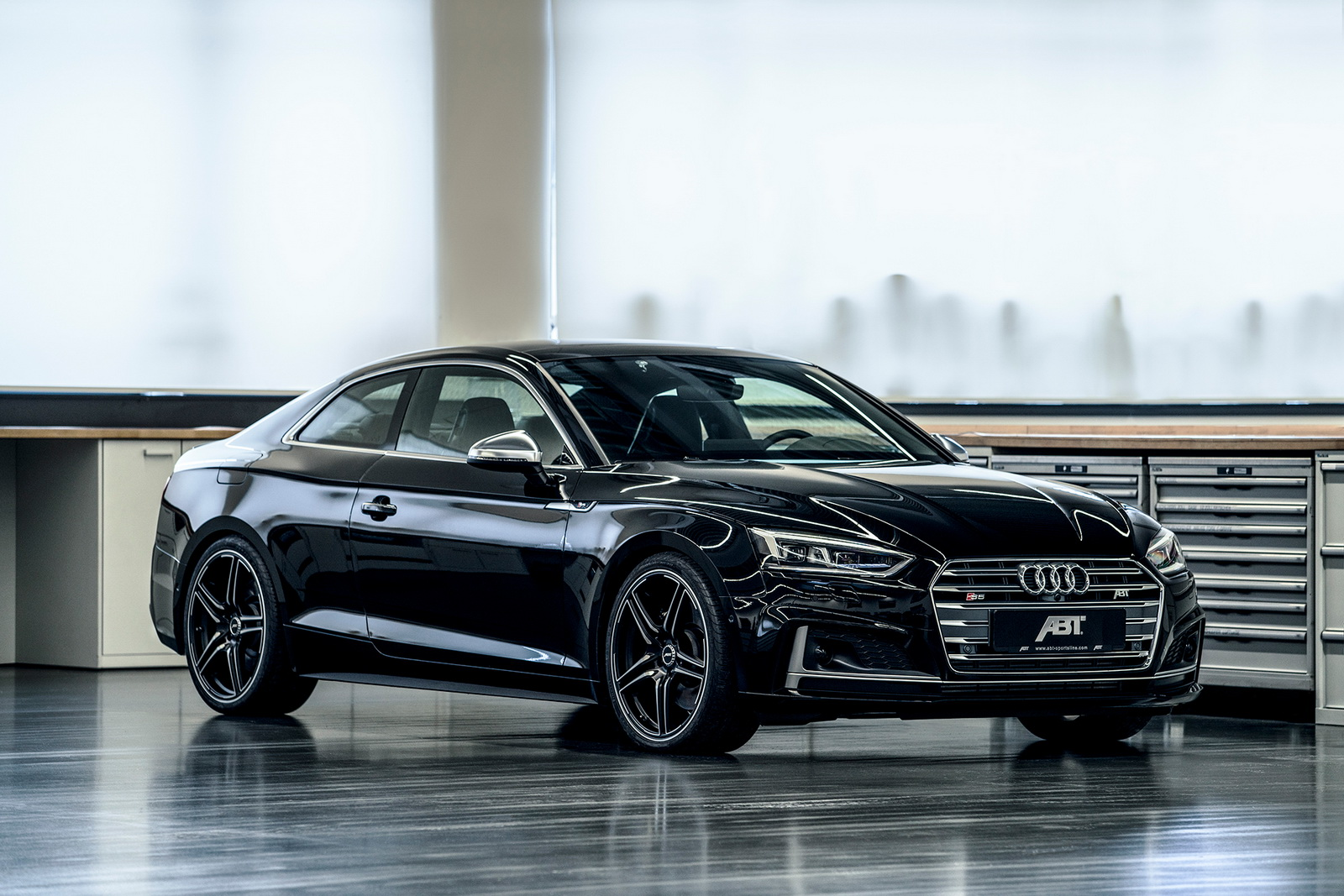 Audi S5 Tuned By Abt Packs 425 Hp Makes Rs5 Wait Easier Autoevolution