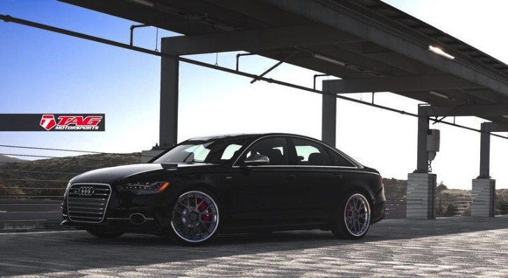 Audi S6 Tuned by TAG Motorsports [Photo Gallery]
