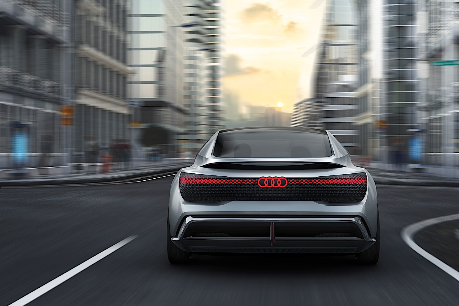 Audi aims for 800000 electric and hybrid auto  sales in 2025