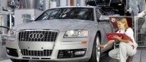 Audi Shares Its 2008 Profits