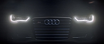 Audi Showcases LED Technology in New Commercial [Video]
