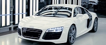 Audi Showcases the 2013 R8 Build Process [Video]