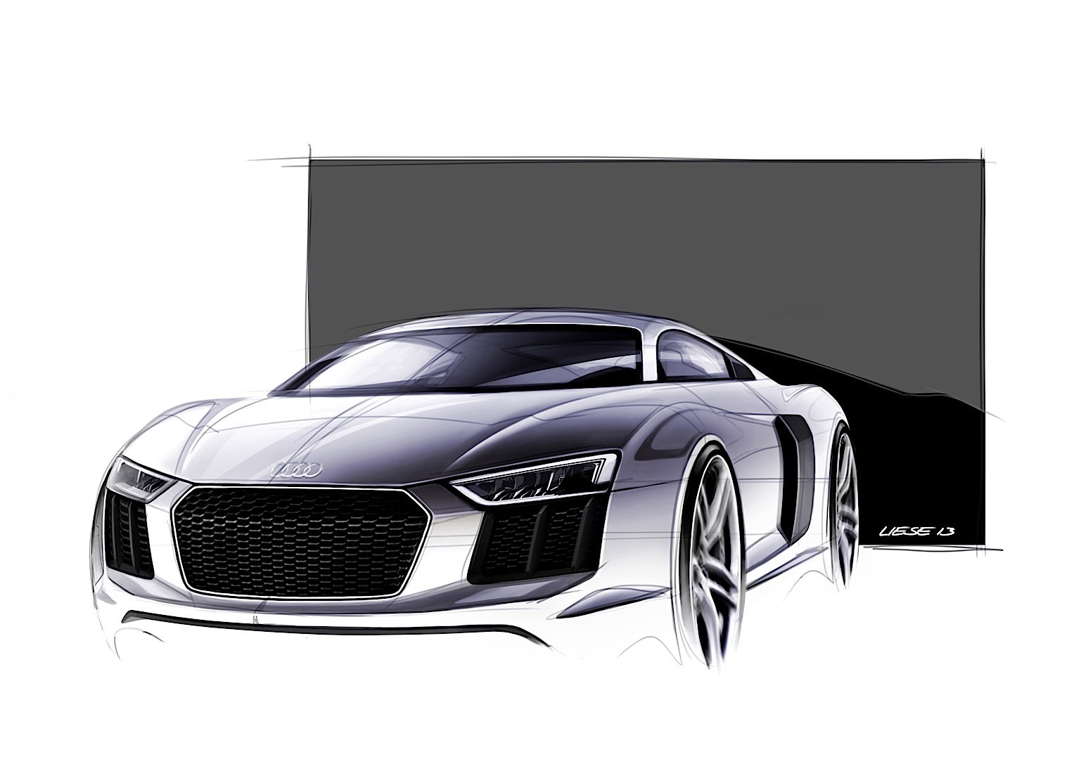 Hyper Sport 2017 >> Audi Ponders Launching A Hypercar, Won't Share Parts With Lamborghini - autoevolution