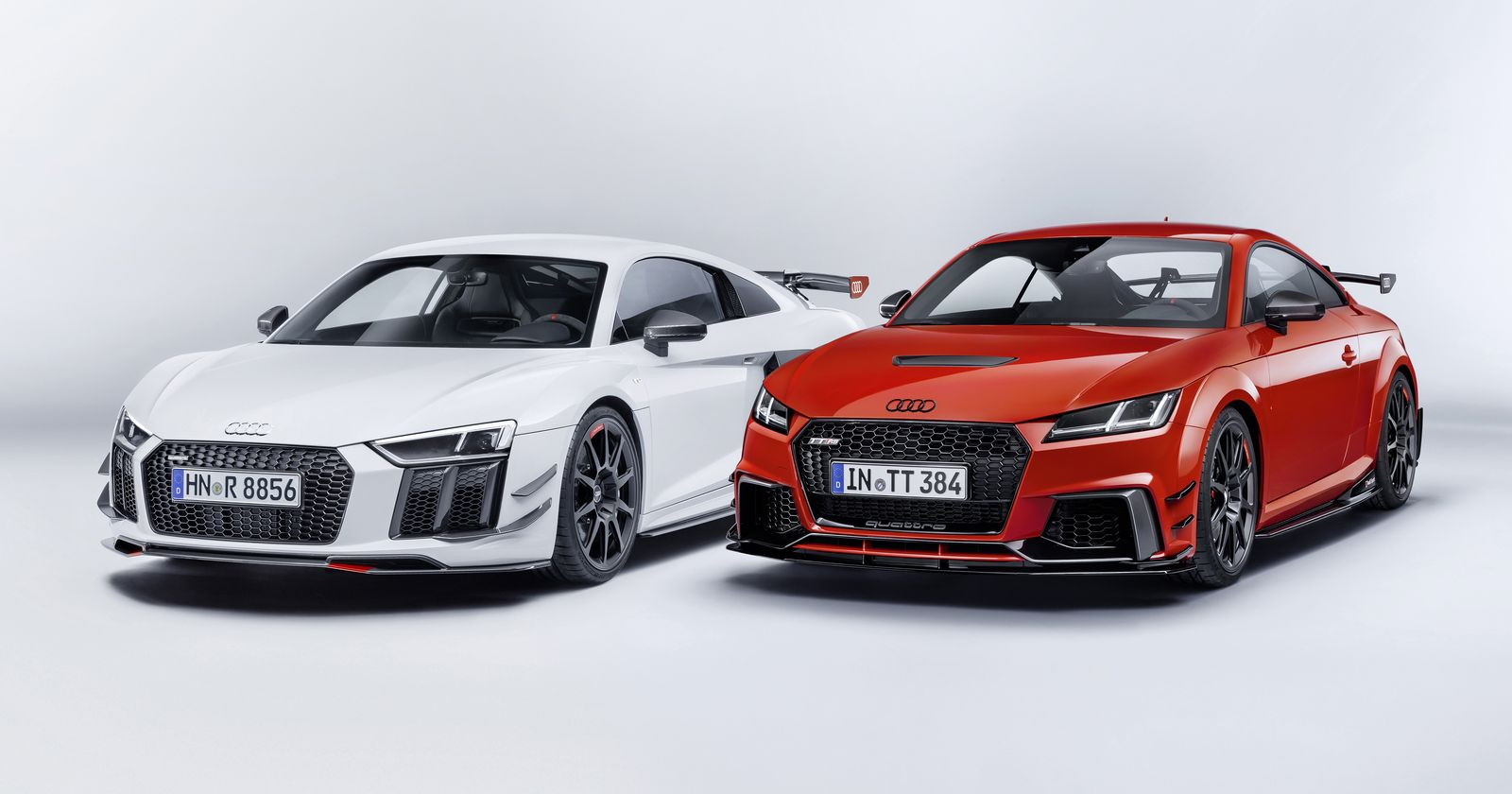 Audi Sport Performance Parts Look The Biz On R8 And TT