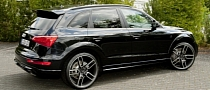 Audi SQ5 TDI Gets B&B Boost to 395 Hp
