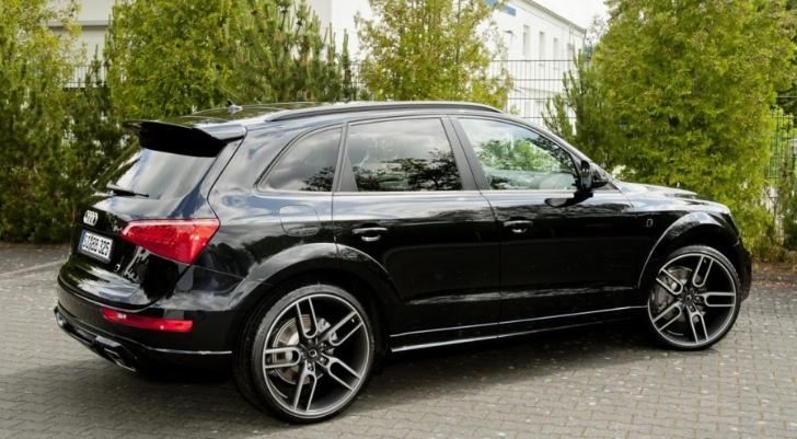 Audi Sq5 Tdi Gets B Amp B Boost To 395 Hp Autoevolution