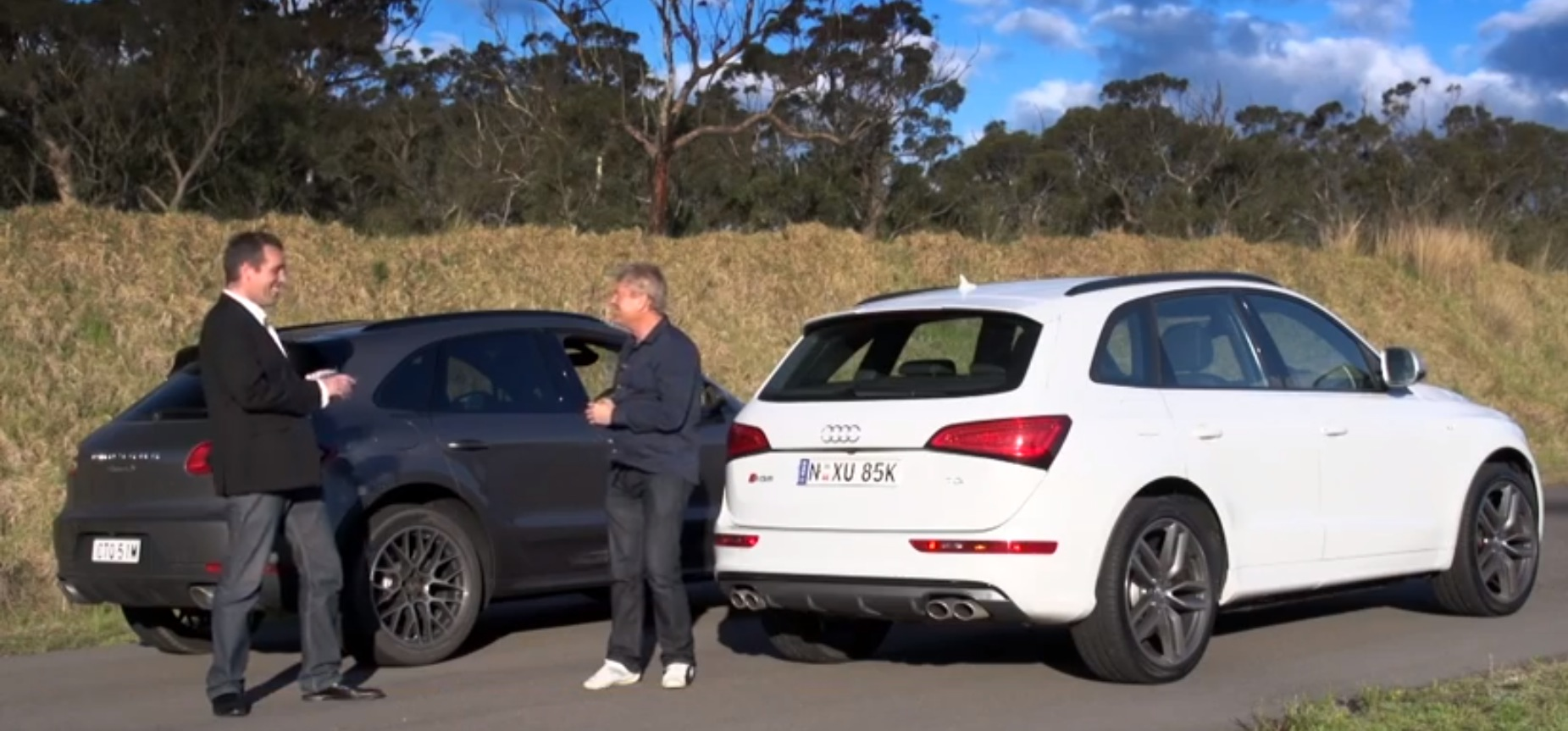 Audi Sq5 Tdi Proves Faster Than Macan S Diesel In Drag