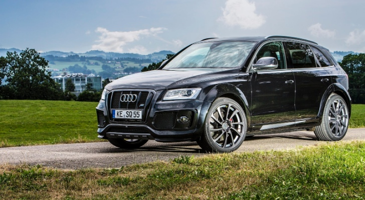Audi SQ5 TDI Tuned by ABT [Photo Gallery]
