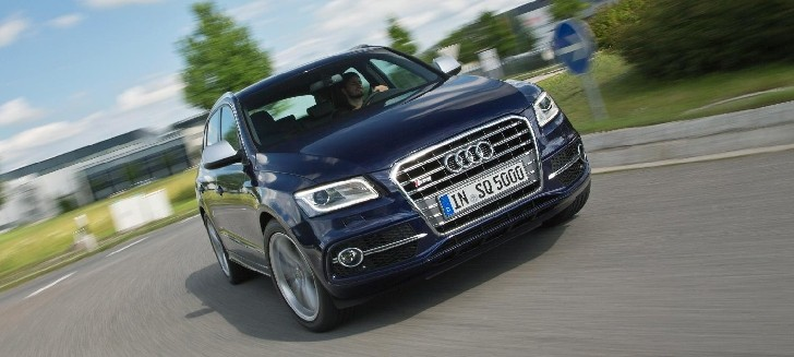 Audi SQ5 TDI UK Pricing Released