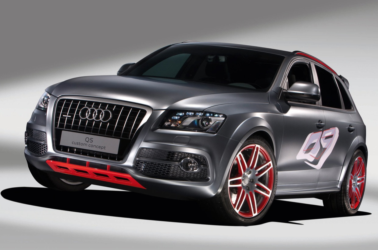 Audi Sq7 Announced For 2016 Will Rival Bmw X5 M50d With Tri Turbo Diesel Autoevolution