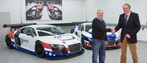 Audi Starts to Deliver the Evolution-Version R8 LMS